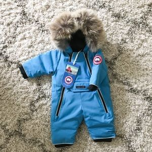 Canada Goose Jackets   Coats - Canada Goose baby snowsuit 7093675da8eb